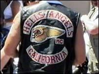 Hells Angels Winged Skull Jacket