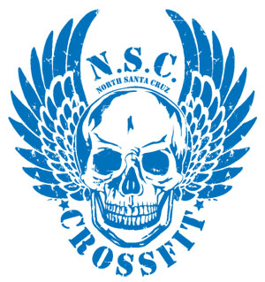 crossfitnsc winged skull